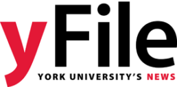 yfile York University logo
