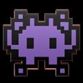 Purple Alien Monster Emoji
