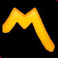 Yellow Alternation Mark Emoji